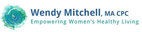Wendy Mitchell, MA, CPC, Women's Health Coaching